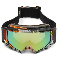 Helm Motocross Motor Kacamata Anti-kabut UV Protection ATV Quad MX Sepeda Kacamata