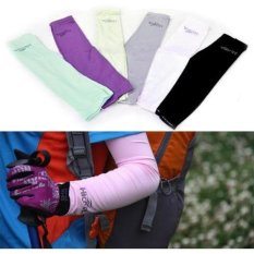 Hi Cool Arm UV Protection Cover Sarung Pelindung Lengan Random