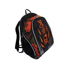 Hi-Qua Tas Bulutangkis Multifungsi Backpack Army Orange