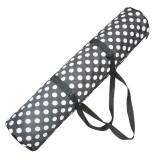 Jual Tinggi Kualitas Tahan Air Yoga Pilates Mat Bags Backpack Pouch Putih