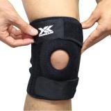 Spesifikasi Tinggi Layanan 2 Pcs Sport Knee Guard Non Slip Breathable Dukungan Perlindungan Gerakan Climbing Lutut Dengan 3 Straps Intl Lengkap