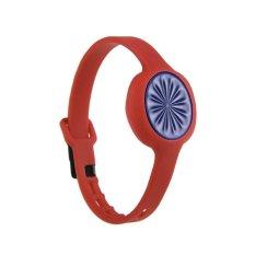 HKS OEM Colorful Gelang Pergelangan Tangan Tali Gelang Pengganti Jawbone Fitness Up Move Orange S Sempit