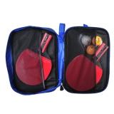 Jual Huoban 6336B Raket Tenis Meja Ping Pong Anti Slip Comfort Grip Menangani Bat Paddle Tiga Bola Intl Branded Original