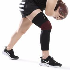 Harga Huoban T7955 Lengthen Knee Support Nylon Material Protective Gear Intl Huoban Baru