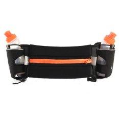 Spesifikasi Hidrasi Pinggang Paket Menjalankan Belt Olahraga Botol Air Belt Marathon Sport Dengan 2 Botol Intl Dan Harga