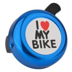 I Love My Bike Dicetak Sepeda Alarm Peringatan Bike Bell