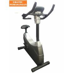 Gratis Ongkir Jabodetabek-Karawang-Serang Idachi Exercise Bike Electronic Programable Grey
