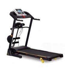 Idachi Motorized Treadmill ID 5538M - Hitam - Gratis Pengiriman & Instalasi Khusus JABODETABEK, Surabaya dan Sidoarjo