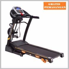 Gratis Ongkir Jabodetabek-Karawang-Serang Idachi Treadmill Elektrik 6638M1