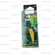 Ikan HINOMIYA PF1441 42mm, 3gr Kuning Umpan Pancing Memancing Tali Joran Pancingan Mancing Mania Air Laut Tawar Makanan Makan Pakan Ikan