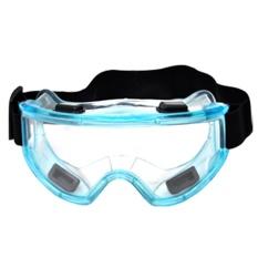 Polikarbonat Tahan Benturan Pelindung Kacamata Safety Goggles DUST Storm Bersepeda Dustproof Kacamata Kerja-Intl