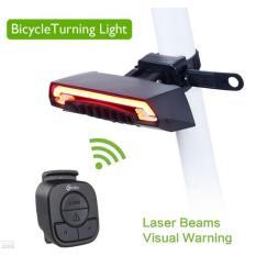 Harga Impor Meilan X5 Smart Lampu Belakang Sepeda Motor Remote Nirkabel Mengubah Sinyal Kontrol Lampu Belakang Laser Adaptor Isi Ulang Bersepeda Internasional Yang Bagus