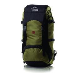 Dimana Beli Infcl Montaza Carrier 50L Camping Bag Tas Ransel Hiking Nylon Army Olive Mvn 476 Inficlo Blackkelly