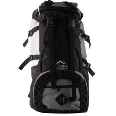 Inficlo Tas Gunung Hiking Camping Advanture Ransel Backpack Carrier 45L Waterproof Grey Diskon Jawa Barat
