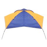 Perahu Karet Tiup Sun Shelter Lipat Memancing Tenda Tabir Surya 3 Lihtweight Orang Mudah Dibawa Internasional Asli