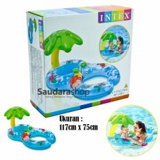 Jual Intex 56590 Baby And Mom My First Swim Float Pelampung Ibu Dan Anak Di Bawah Harga