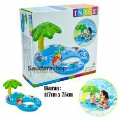 Spesifikasi Intex 56590 Baby And Mom My First Swim Float Pelampung Ibu Dan Anak Baru