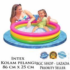Intex 58924 Kolam Renang 86Cm X 25Cm Kolam Mandi Intex Kolam Renang Anak Diskon Banten