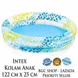 Situs Review Intex 59421 Stargaze Pool 122Cm X 25Cm Kolam Renang Anak Motif Bintang Kolam Mandi Anak