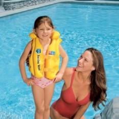 Harga Termurah Intex Baju Jaket Ban Pelampung Renang Anak Swim Vest 3 6 Th 58660