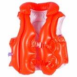 Jual Intex Deluxe Swim Vest Orange Jacket Rompi Pelampung Renang Anak Ori
