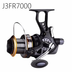 Spesifikasi J3Fr7000 Sea Fishing Reel 9Bb 1Rb Surfcasting Fishing Reel Jauh Roda Untuk Air Asin Molinete Peche Carretilha De Pesca Intl Murah