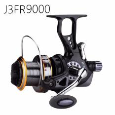 J3FR9000 Sea Fishing Reel 9BB + 1RB Surfcasting Fishing Reel Jauh Roda untuk Air Asin Molinete Peche Carretilha De Pesca -Intl