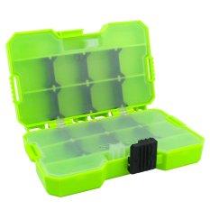 Diskon Jakemy Customizable Storage Container Box Jm Pj2002 Kotak Memancing Green Jakemy