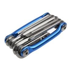 Jual Beli Online Jaywog Multifungsi 11 In1 Perbaikan Sepeda Set Sepeda Alat Perbaikan Kit Internasional