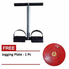 Jbs Tummy Trimmer Free Jogging Plate Asli