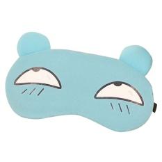 Beli Jiaxiang Eyeshade Menutup Mata Penutup Mata Istirahat Perjalanan Sleeping Eye Relax Mask Shade Cover Built In Kantong Air Panas Dan Dingin Intl Kredit