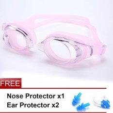 JIEYUHAN Wanita Wanita Anti-fog Protection Goggles untuk Mariner Optik Goggle (Ping)-Intl