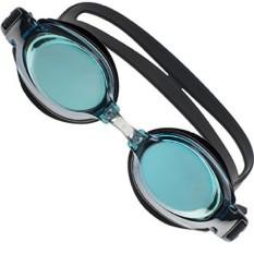 JNW Direct Premium Comfort Swim Goggles untuk Pria, Wanita & Anak-anak, Best Anti Fog + UV Perlindungan, Tahan Air dan Tidak Bocor Dewasa S-Intl