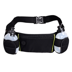 Toko Jo In Running Sports Waist Pack Holder Bum Bag Travel Waist Belt Pouch With Dual Water Bottle Terdekat