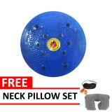 Harga Jogging Plate Blue Free Neck Pillow Set Seken