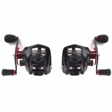 Miliki Segera Johncoo Bait Casting Reel Big Game 12Kg Max Drag Saltwater Fishing Reel Light Weight 11 1 Bb 7 1 1 Aluminium Alloy Body Jigging Left Handle Reel Intl