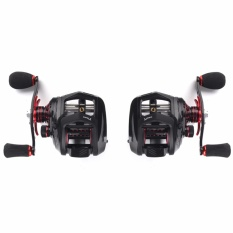 Harga Johncoo Bait Casting Reel Big Game 12Kg Max Drag Saltwater Fishing Reel Light Weight 11 1 Bb 7 1 1 Aluminium Alloy Body Jigging Left Handle Reel Intl Fullset Murah
