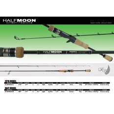 Joran Rodford Halfmoon RFHM642 192 cm Line 3-10Lb Action Light