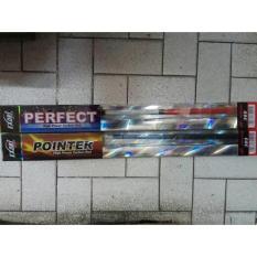 Joran Tegek Exori Perfect (Merah) Dan Pointer(Biru) Full Carbon 3-6M - A35aed