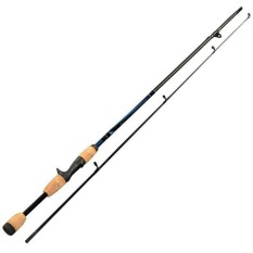 Joran Teleskopik 2 Segment Carbon Fiber 1.8 M Gagang Pancing Baitcasting Fishing Rod Tongkat Pancing