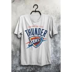 Jual Baju Kaos Basket NBA Oklahoma City Thunder Murah Bajukerenjakarta