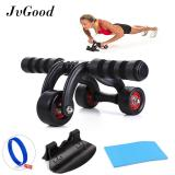 Jvgood Ab Roller Wheel 3 Wheel Triangular Design Perfect Fitness Exercise Equipment For Home And Best Exercise Equipment Diskon Tiongkok