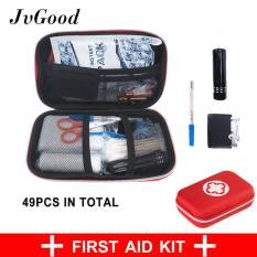 Jual Jvgood Kotak P3K Alat Pertolongan Pertama Pmr Indoor Outdoor First Aid Kit Hiking Branded Original