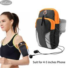 Beli Jvgood Sport Arm Band Armband Tas Lengan Keren Olahraga Musik 5 Inch Cicil