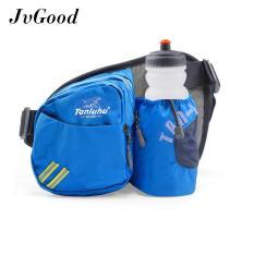 Miliki Segera Jvgood Olahraga F*nny Pack Ringan Tas Pinggang Hip Bum Bag Dengan Botol Air Pemegang Ourdoors Latihan Traveling Casual Menjalankan Hiking Bersepeda Dengan Olahraga Air Botol
