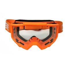 Kacamata Motocross Goggle OSBE Google Trail Orange Stabilo