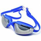 Harga Kacamata Renang Profesional Anti Fog Uv Protection Rh5310 Biru Tua Online