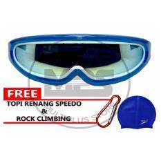 Spesifikasi Kacamata Renang Speedo Lx 4100 Dan Harganya