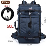 Jual Kaka 50L Shock Resistant 17 Inch Laptop Tas Komputer Luggage Backpack Outdoor Olahraga Backpack Hiking Backpack Climbing Backpack Mountaineering Backpack Travel Bag Dengan Kunci Internasional Kaka