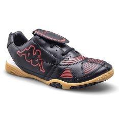 Promo Kappa Barisic Sepatu Futsal Hitam Merah